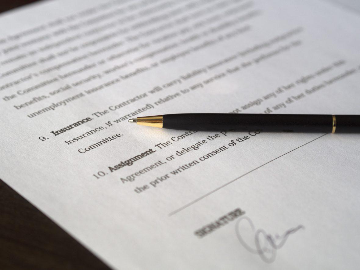 5 precauciones que debes saber antes de firmar un contrato de alquiler.