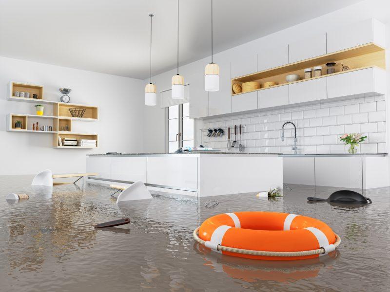 Minimiza el riesgo de una inundación